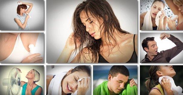 Chân, tay, nách, đầu trán là những khu vực điển hình bị chứng tăng tiết mồ hôi nguyên phát
